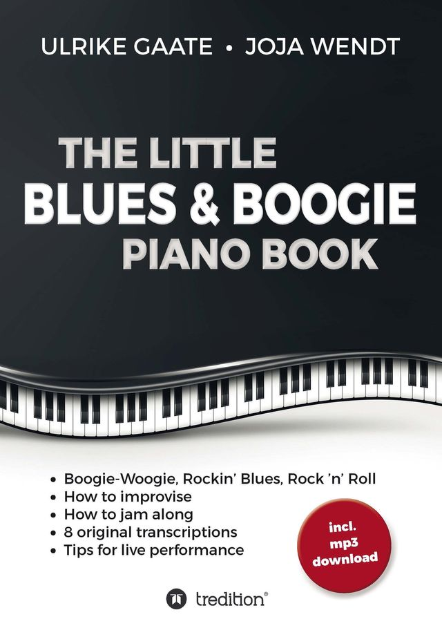 THE LITTLE BLUES & BOOGIE PIANO BOOK