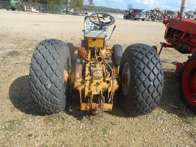 Parts Tractors/Equip