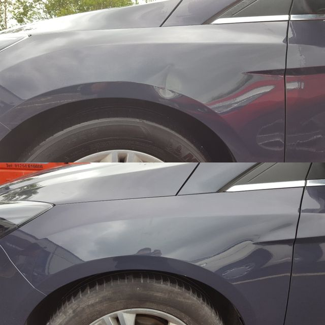 How much does Paintless Dent Repair cost?