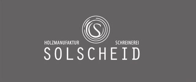 Holzmanufaktur Schreinerei Solscheid