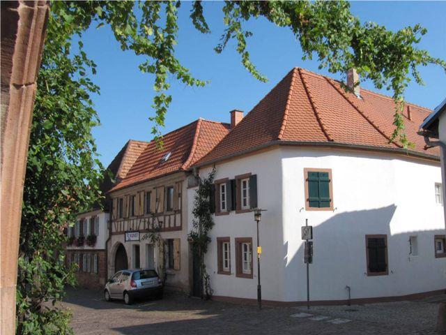 Ferienwohnung Ferienhaus Rhodt Unter Rietburg