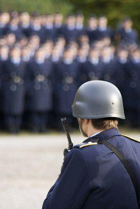 Offizierslaufbahn Bundeswehr Ablauf
