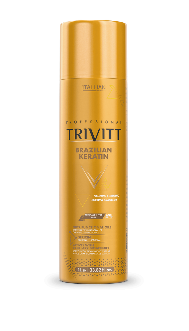 Professional Trivitt Die Exklusive Pflegeserie Aus Brasilien