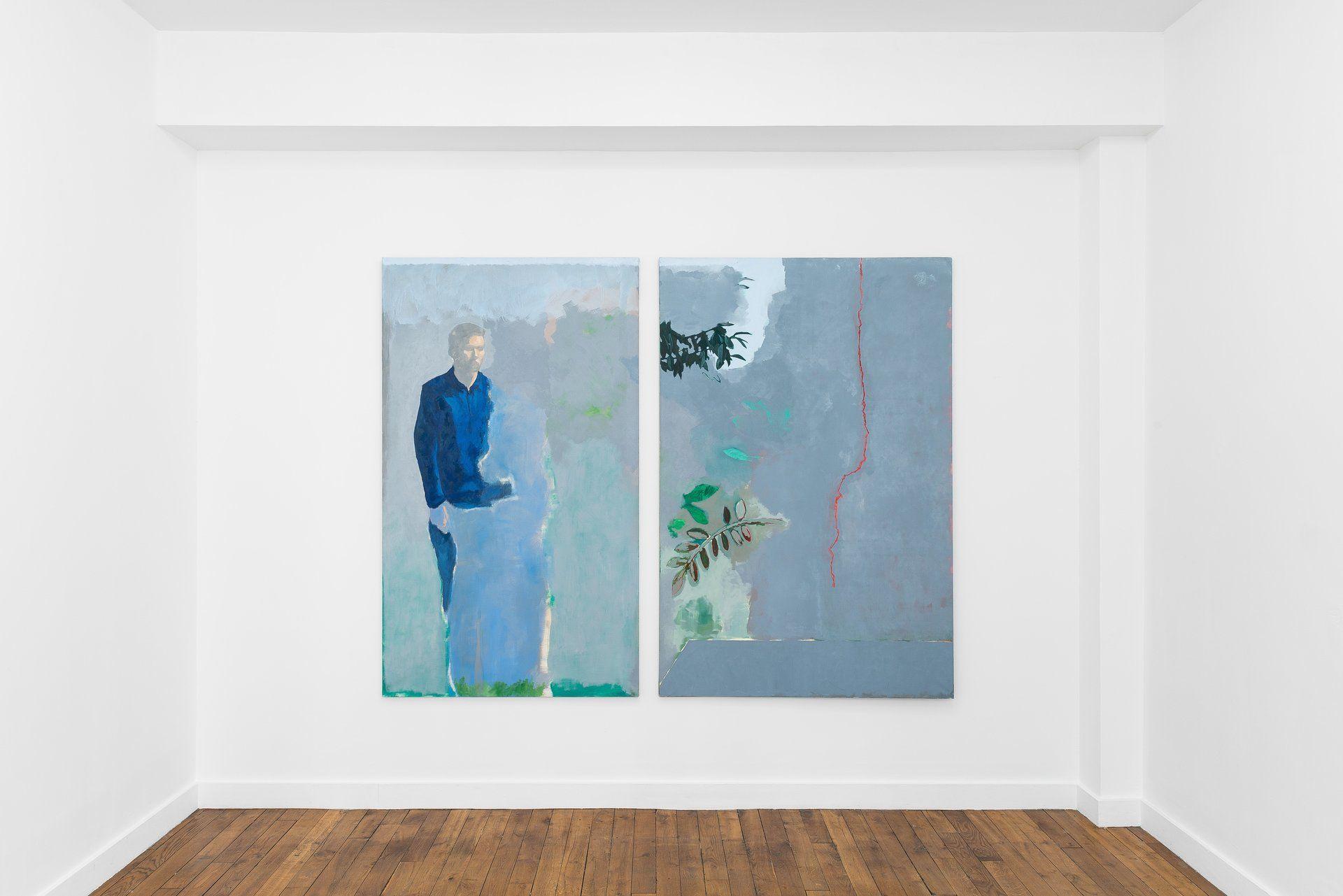 Simon Martin Selected Works Artist Painting Painter Peintre