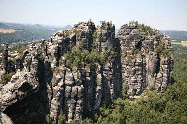 unterkunft elbsandsteingebirge
