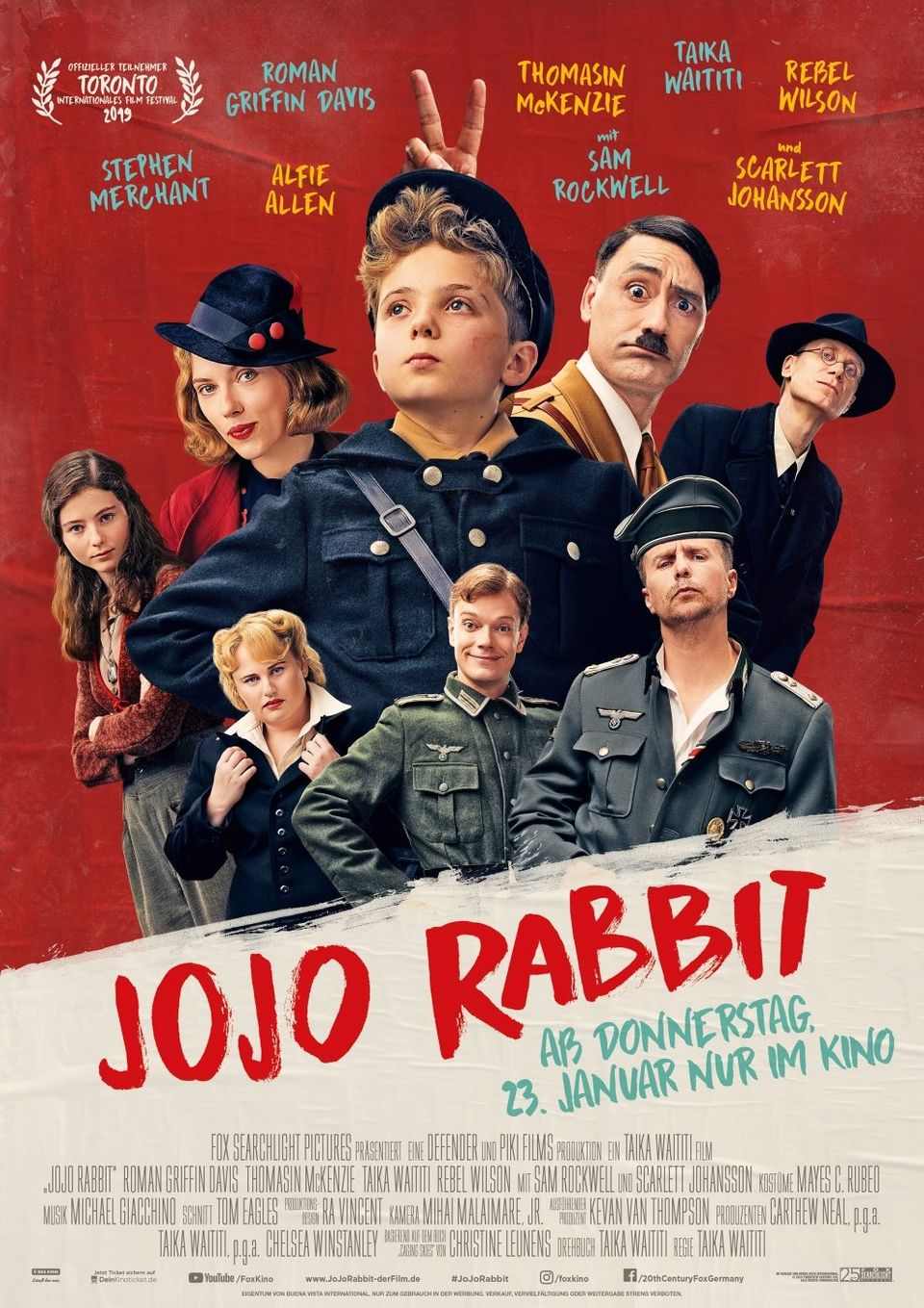 Jojo Rabbit Fsk