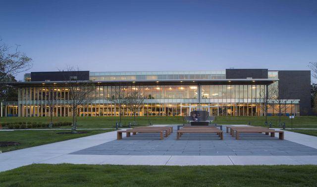 Marywood University Learning Commons