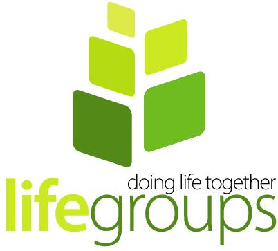 Life Groups: Doing Life Together Logo