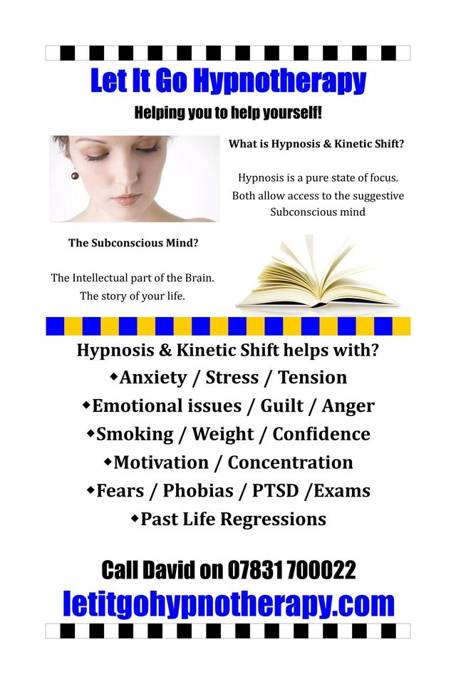 Let It Go Hypnotherapy
