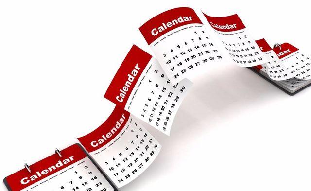 Bild Kalender mit Link zur Buchungsanfrage