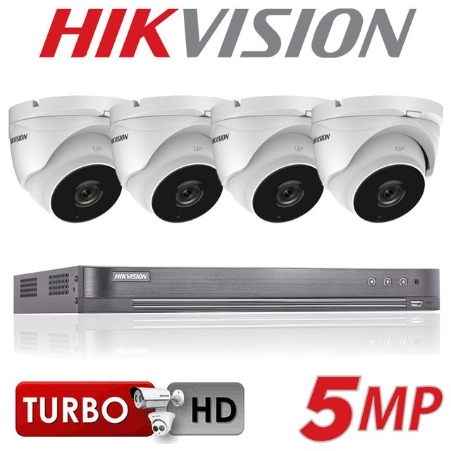 HD, 4K Hikvision cctv packages, Luton