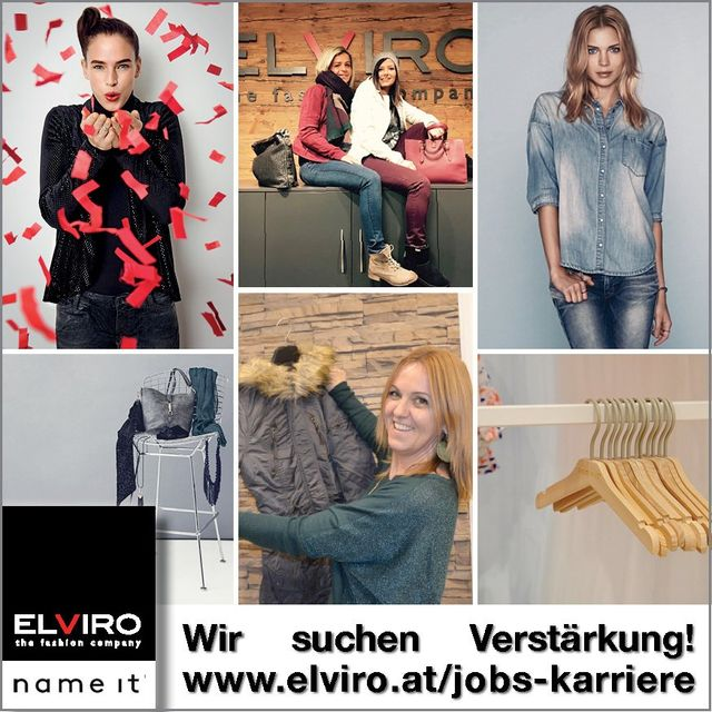 ELVIRO – the fashion company | Jobs & Karriere bei uns