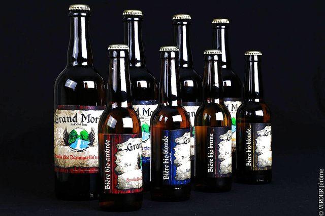 Bière du Grand Morin Bière bio artisanale avec et sans alcool 06a633772bb