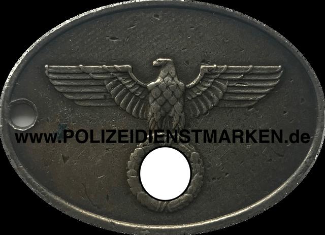 Kokarde Bundesgendarmerie Kriminaldienst Dienstmarke