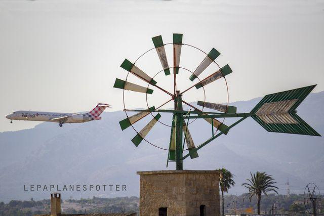 PMI Plane Spotting   Palma de Mallorca