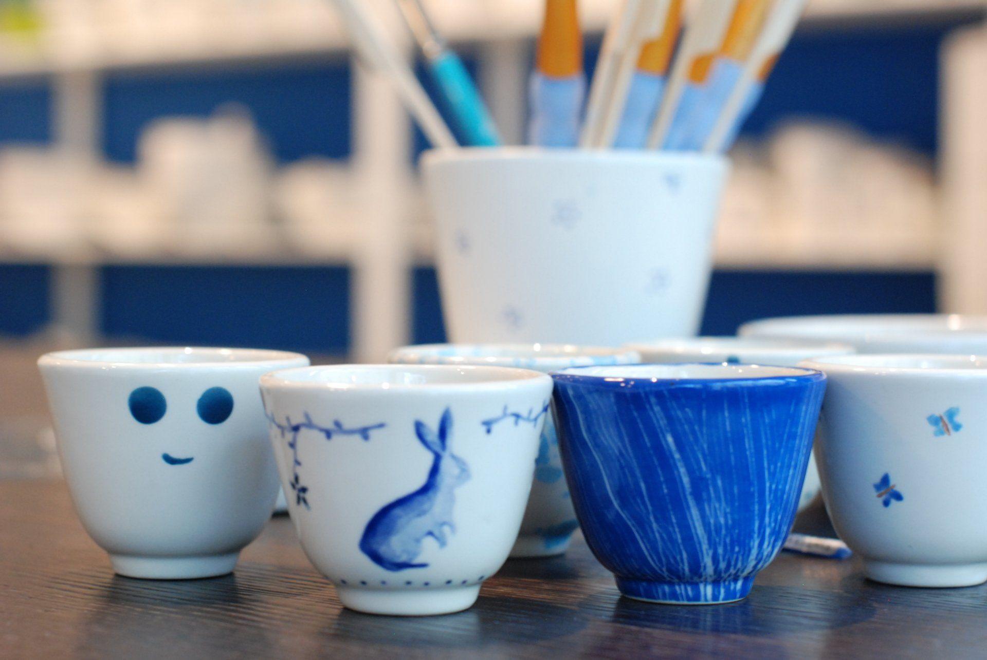 Keramik Selbst Bemalen In Neuhausen Munchen