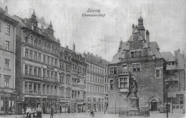 Deutsche Küche Leipzig | Restaurant Am Bachdenkmal Johann S