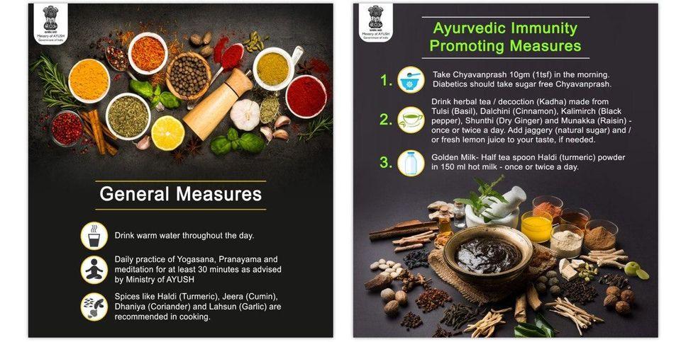 Indiens Nationale Gesundheitspolitik fördert traditionelle, alternative und natürliche Medikamente