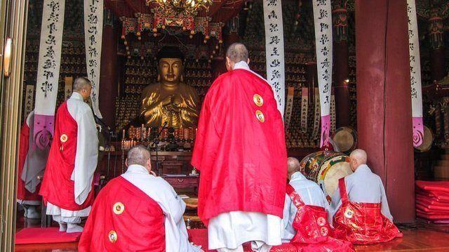 Buddhistische Sekten