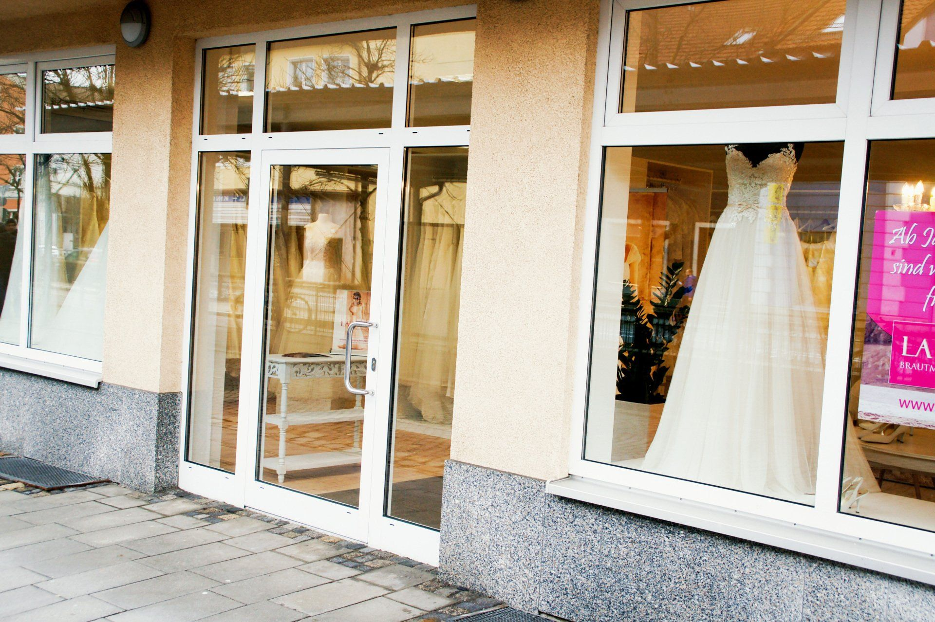Brautmodengeschäft Regensburg
