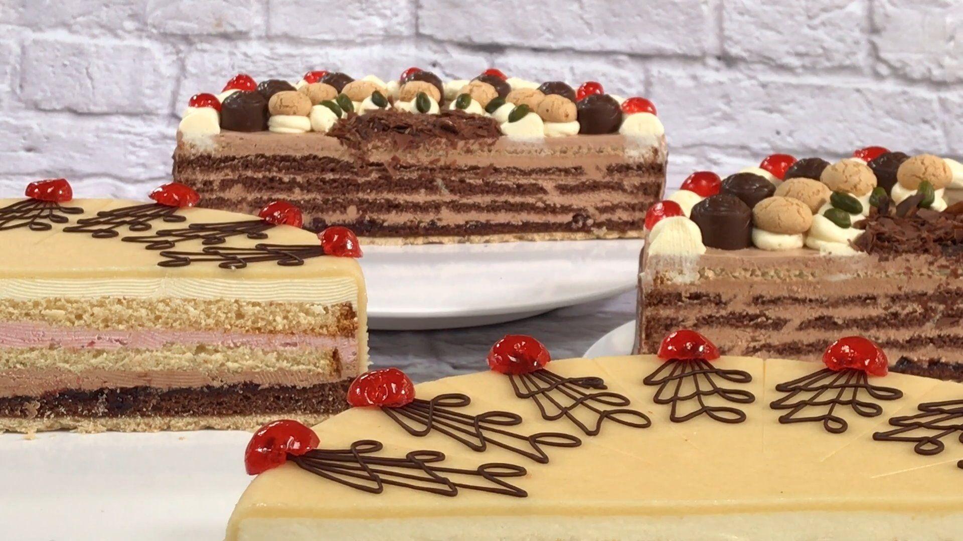 Torten - Tortenmanufaktur & Bäckerei Mohr Dortmund