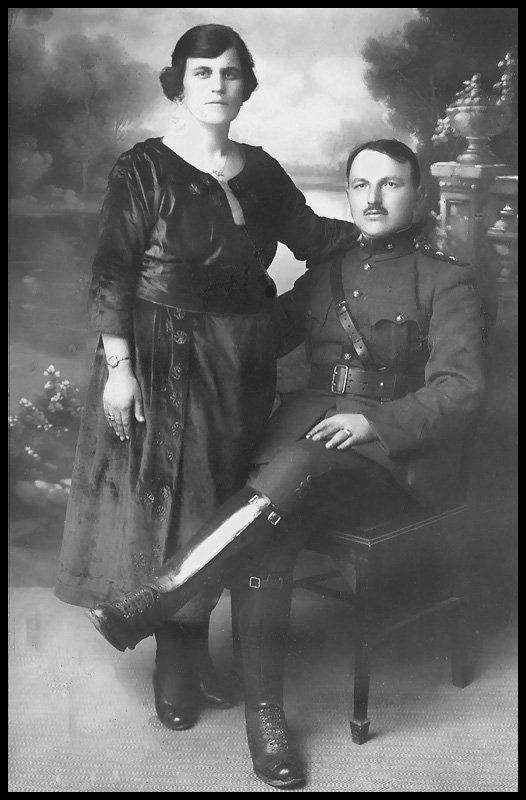 Demetrios and Magdalini Constantinides