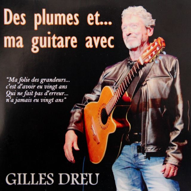 album gilles dreu photo franck trouvé