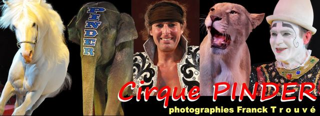 cirque pinder,photo franck trouve,