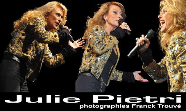 julie pietri photo franck trouvé