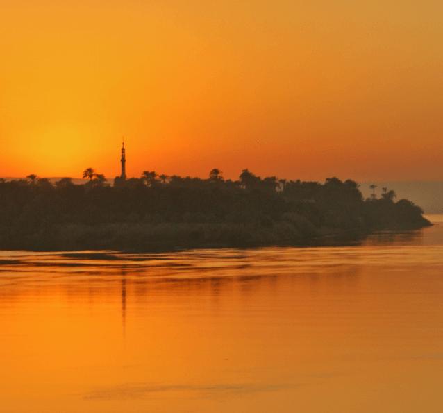 Ägypten auswandern