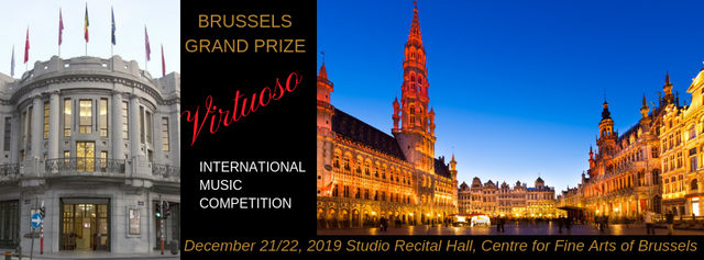 GRAND PRIZE VIRTUOSO INTERNATIONAL MUSIC COMPETITION - HOME