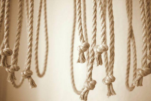 Bondage knots learn Ties