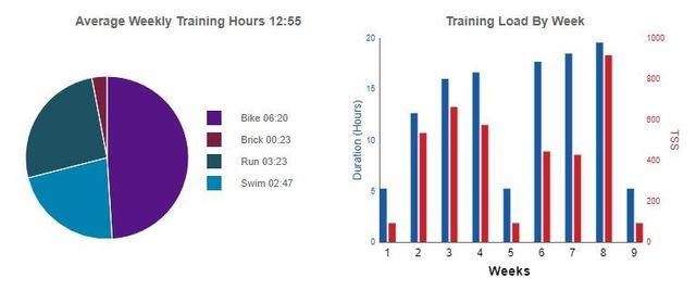 fa05fcc93 This is IRONMAN 140.6 Training Plan Schedule runs for a total of 9 weeks.  This plan starts with an initial rest and test week to reestablish new  fitness ...