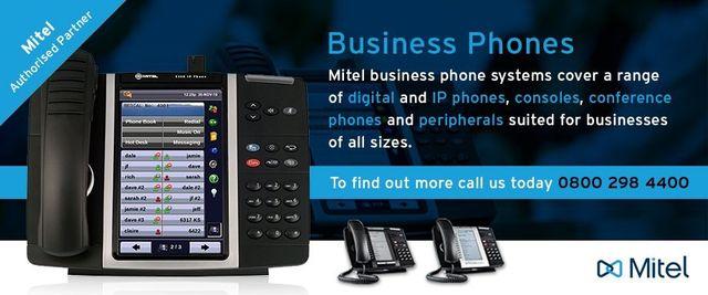 Mitel Business Communications