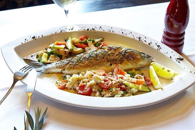 Lukullus Restaurant In Krefeld Griechische Mediterrane Kuche