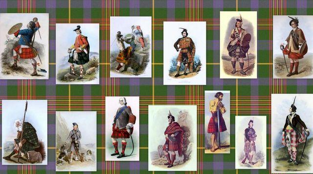 Scotlands old soldiers photo @uk genealogy com