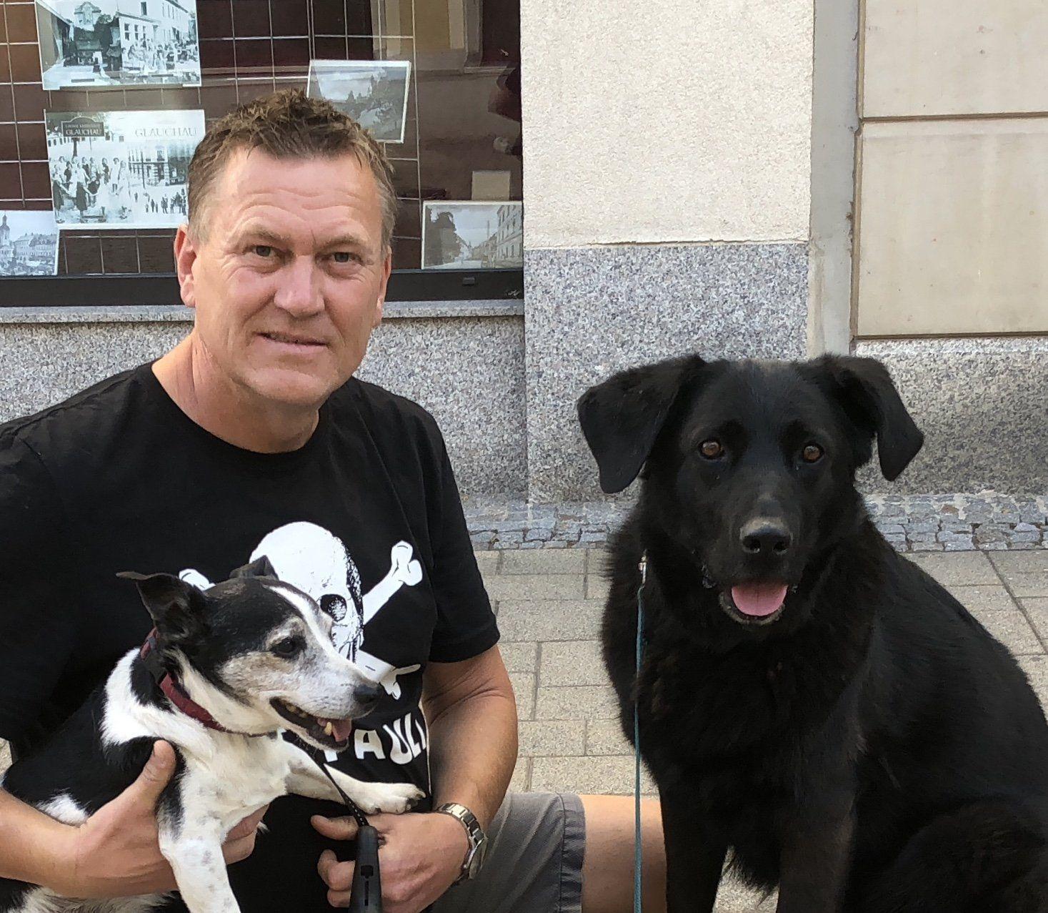 Hundeschule Hunde Training Krone in Glauchau und Sachsen