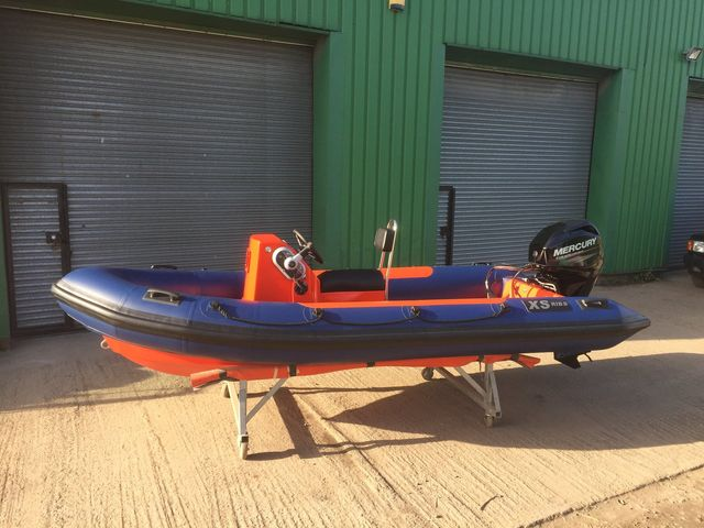 Rib Retube Inflatable Boat Repair Re Tube Tornado Humber
