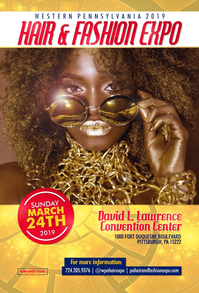 PA 2018 Hair and Fashion Expo