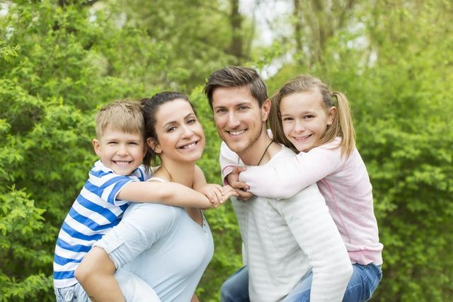 Für glückliche Familienzusammenkünfte
