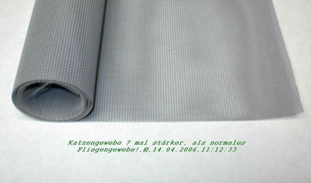 Silvergrau Katzengewebe