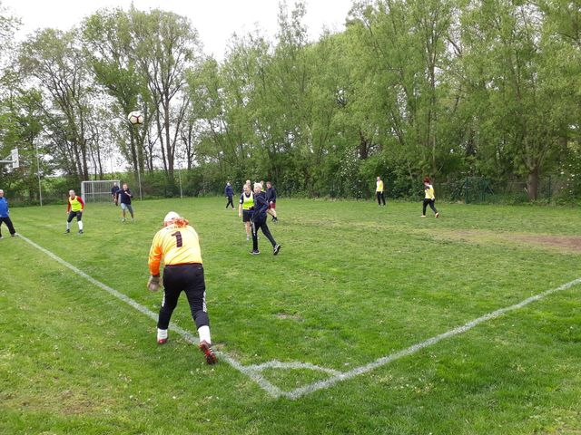Wegendorfer Maifest Fußballturnier