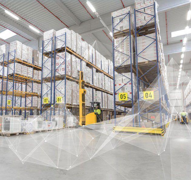 eyePC Europe | Lager und Logistik Lösungen