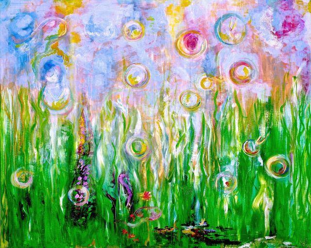 Galerie der gemalten Bilder