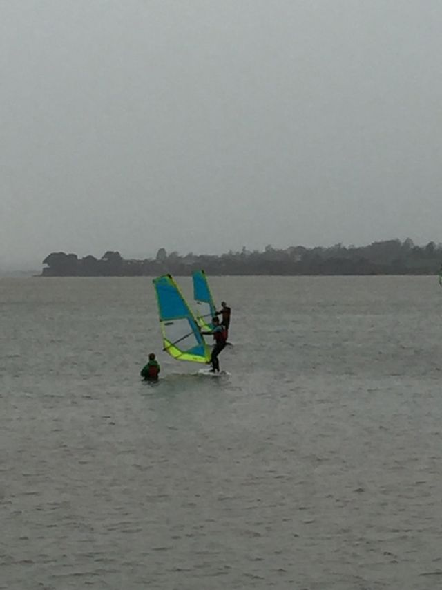 Exmouth Watersports - Teaching Windsurfing