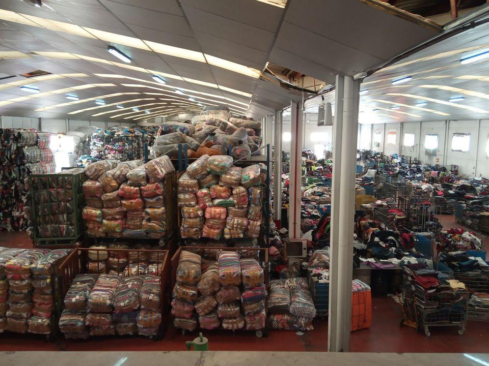 Empresa Compra Venta Exportación Ropa De Segunda Mano Usada