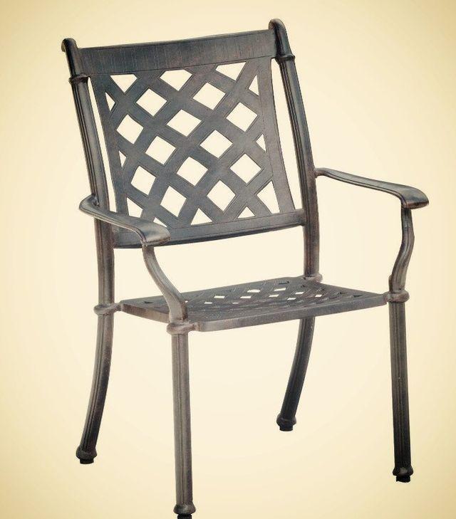 Auf unseren stabilen Aluminiumguss Gartenmöbeln sitzen Sie wie ein ...