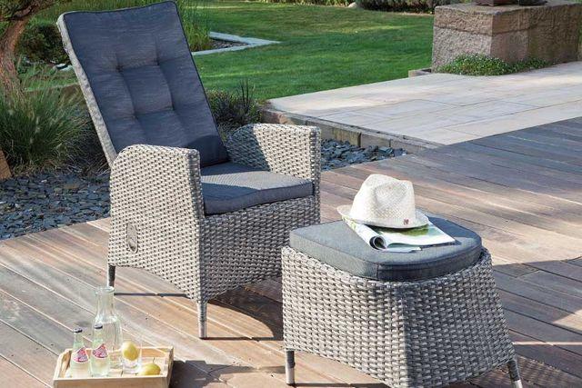 gartenst hle polyrattan 20 versch top hochlehner modelle zur auswahl. Black Bedroom Furniture Sets. Home Design Ideas