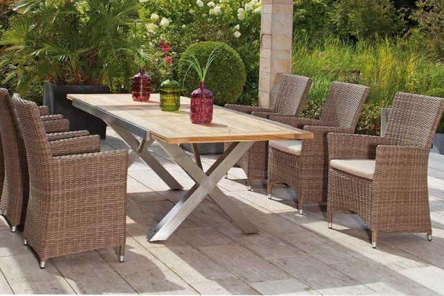 Gartenmöbel In Rattanoptik Die Mit 1 A Sitzkomfort U Qualität