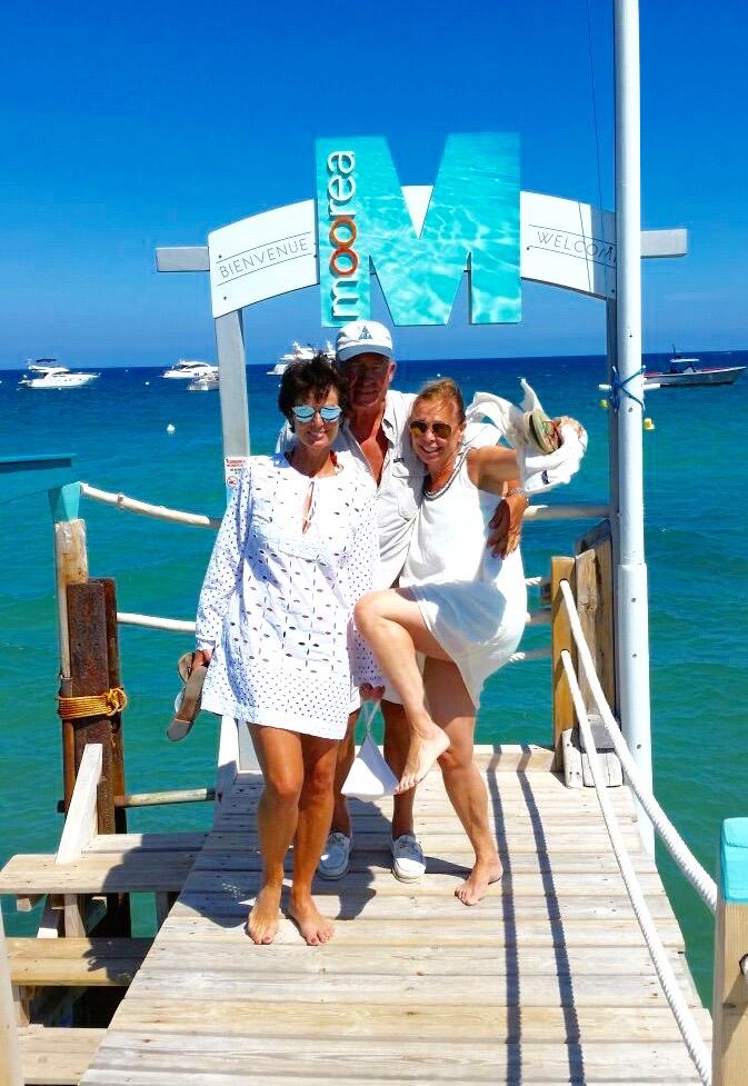 Beach club st tropez